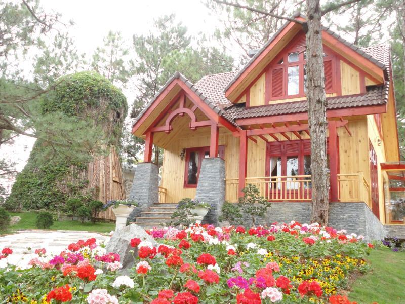 Mong Mo Resort Da Lat