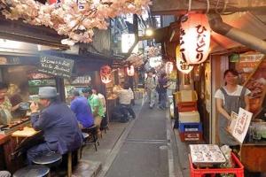 NHẬT BẢN TỰ TÚC - ĐI DẠO TOKYO VÀ THƯỞNG THỨC MÓN ĂN ĐƯỜNG PHỐ
